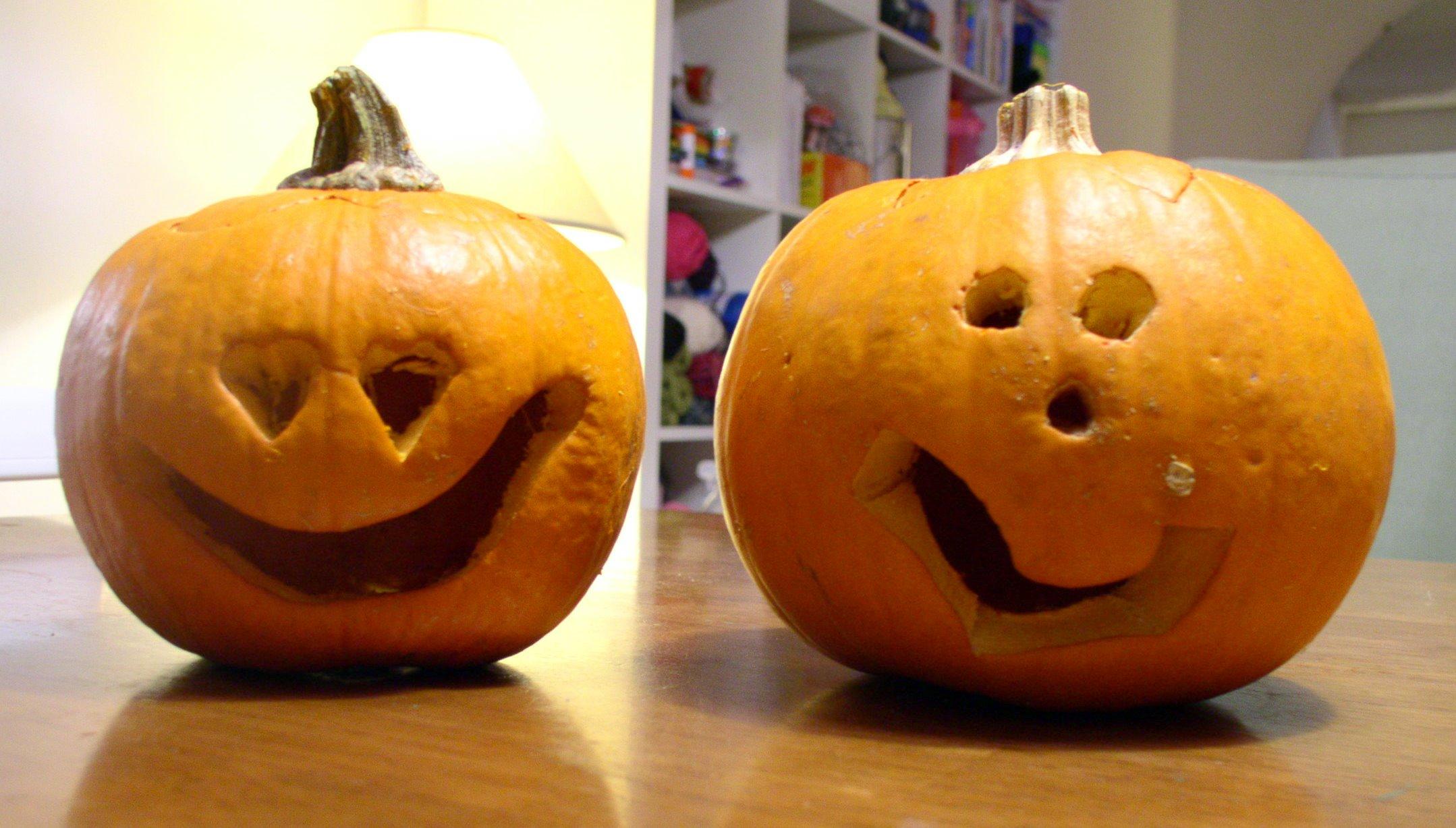 2006 pumpkins