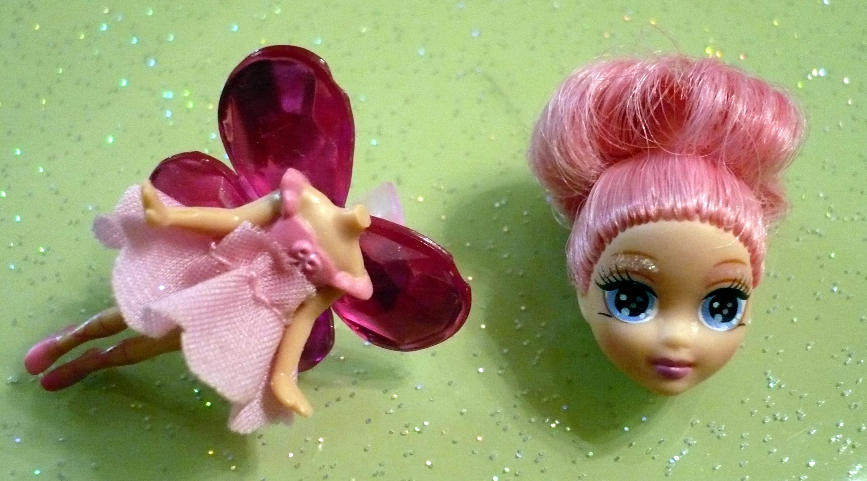 headless fairy
