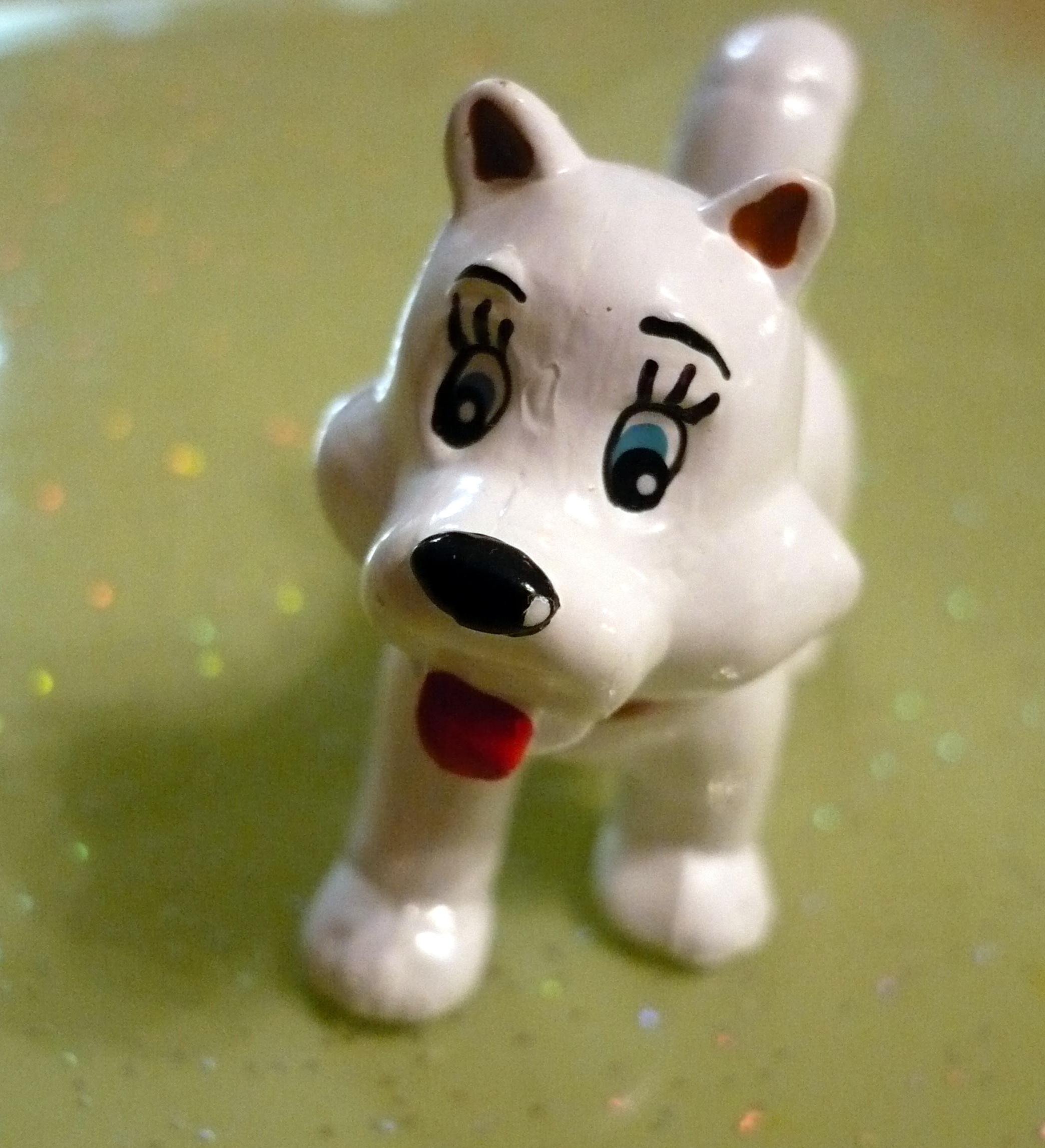 girl doggie