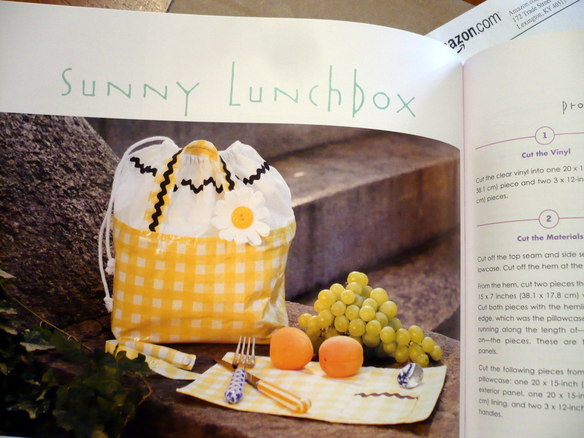 sunny lunchbox