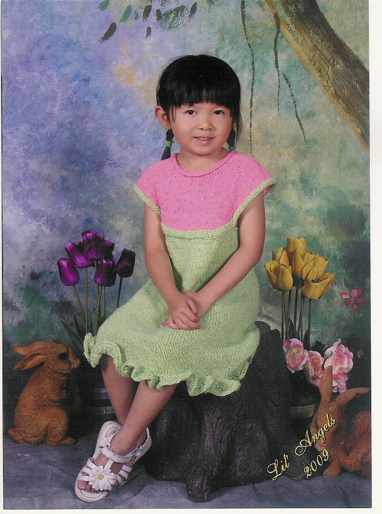 Jessica preschool 2009