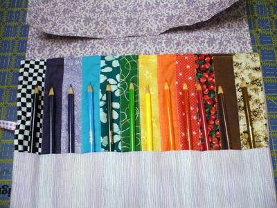 Madisyn's pencil roll