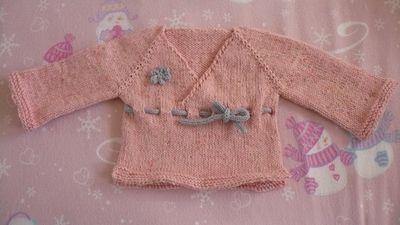seamless kimono sweater