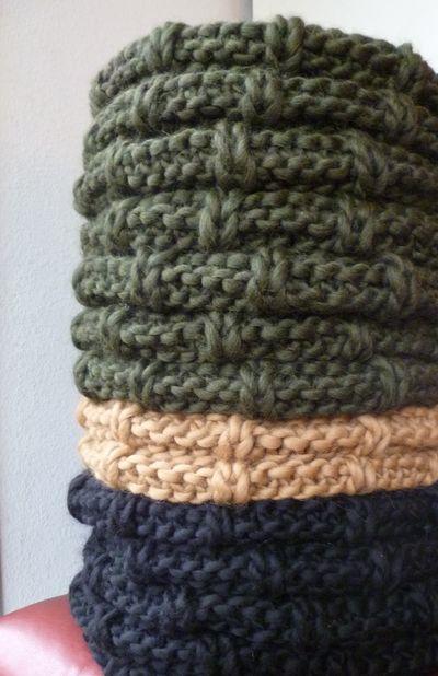 stack o' berets