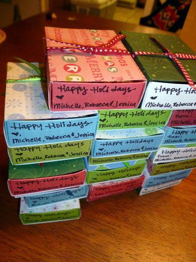 matchbox stack