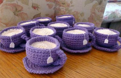 10 cups of tea