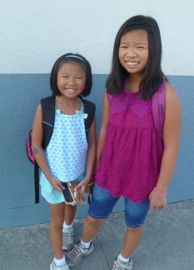 first day of fifth and second