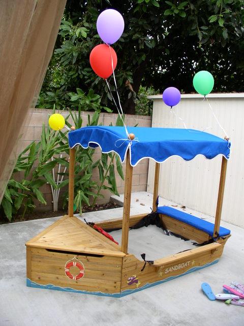 sandboat
