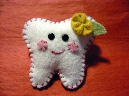 mini me tooth