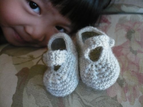 preemie booties