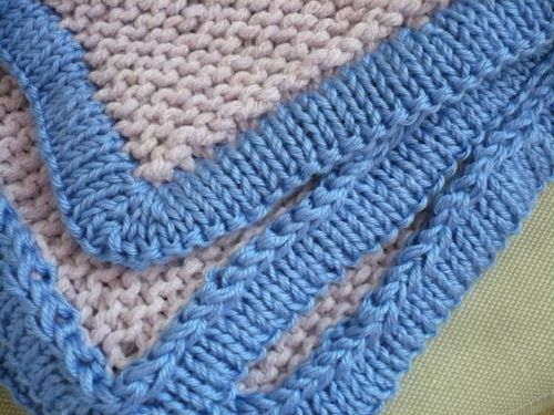 quick turnaround blanket